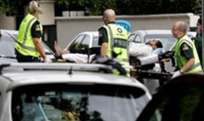 6 شهداء فلسطينيين و6 مصابين بحادث نيوزيلندا الإرهابي