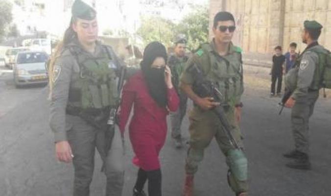 بالصور: تفاصيل صادمة دفعت الطفلة فاطمة لتسليم نفسها لجنود الاحتلال