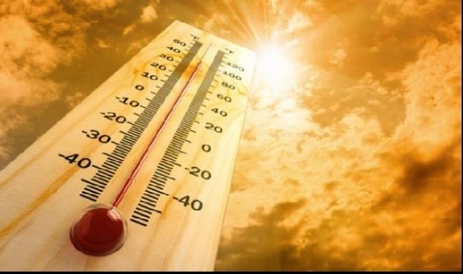 اجواء حارة تؤثر على فلسطين لمدة 6 أيام