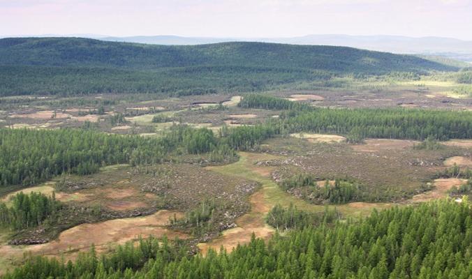 أمطار من النيازك دمرت غابة بحجم موسكو تهدد الأرض من جديد (فيديو وصور)