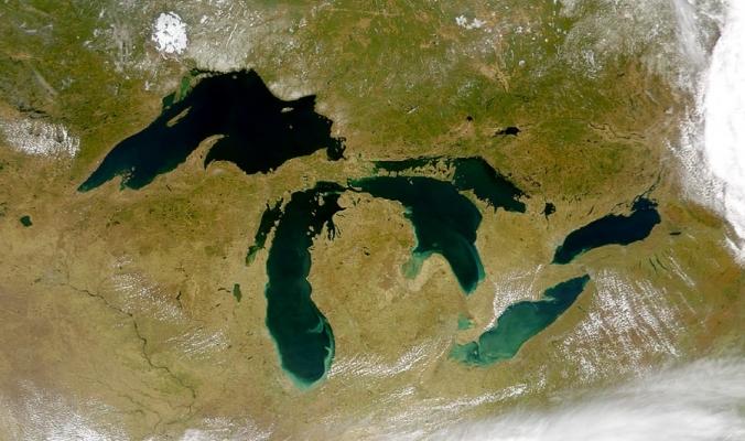 كم عدد البحيرات على الأرض؟ أخيرًا تم إجابة السؤال بدقة أكبر