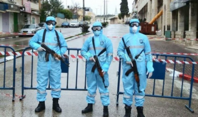 محافظ بيت لحم يوضح ملابسات مهاجمة منزل أحد مصابي كورونا