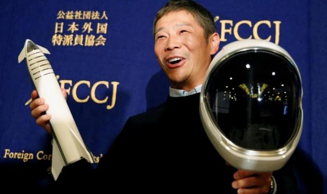 ملياردير ياباني يهوي.. يبيع لوحات بسبب الحاجة للمال!