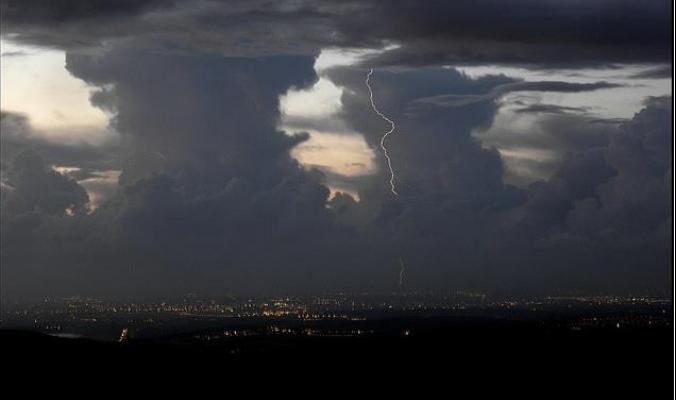 العاصفة الذهبية ..