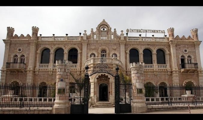 قصر جاسر .. أفضل فندق تاريخي للعام 2017