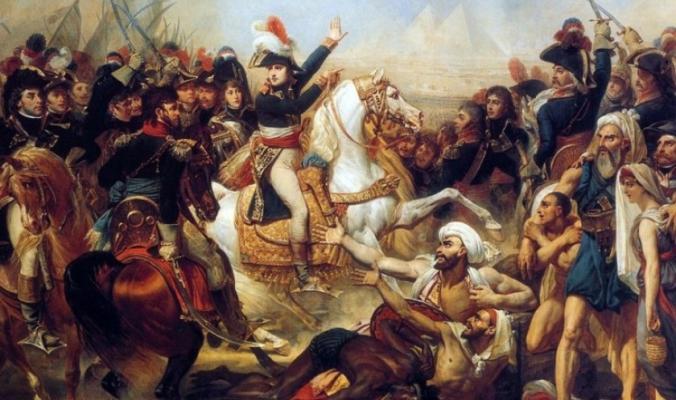 لم يستطع غزو بريطانيا فاستبدلها بمصر! عندما تخلى نابليون عن جيشه وهرب