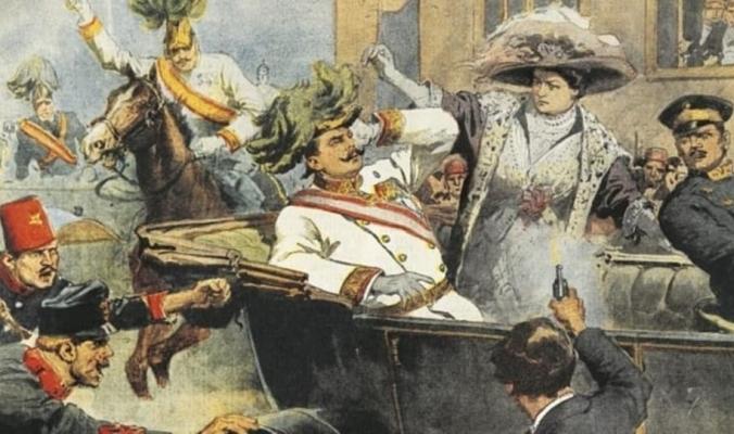 """بسبب """"شرط مرفوض"""" اندلعت الحرب العالمية الأولى"""