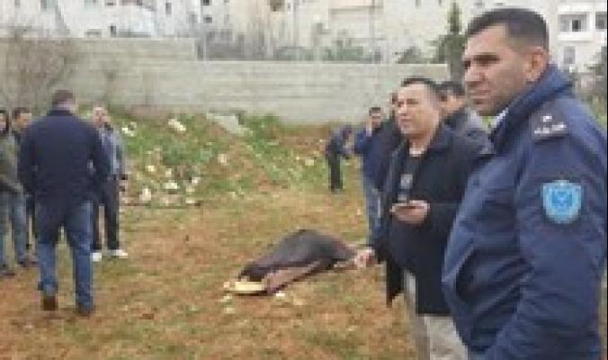 بالصور... العثور على جثة مواطنة في الخليل