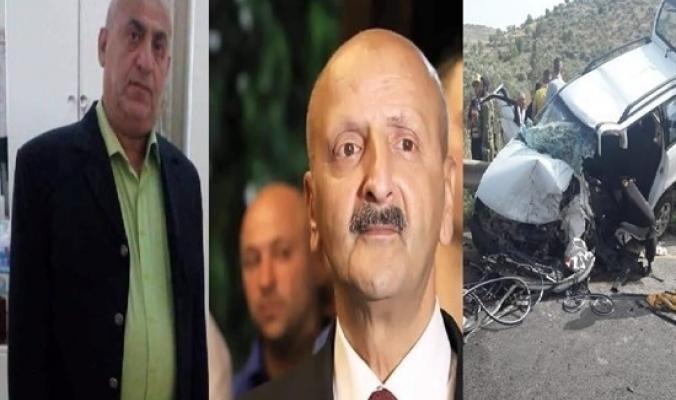 مأساة وفاجعة عائلية بأول أيام العيد- مصرع شقيقين من نابلس وإصابة 11 بحادث سير مميت