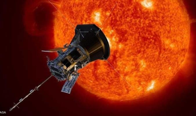 """رقم قياسي جديد.. مسبار ناسا """"في عين الشمس"""""""
