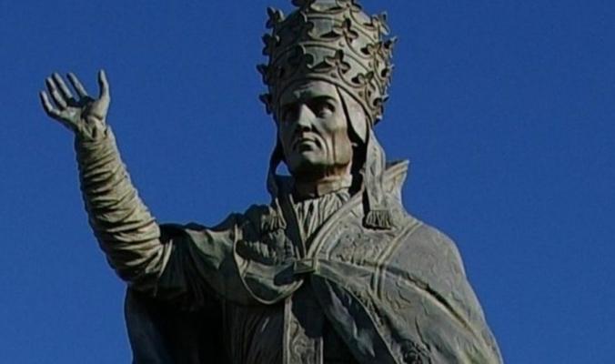 بابا روما هو أول من نقل الأرقام العربية إلى أوروبا