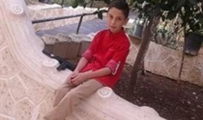 العثور على جثة طفل مشنوقا شمال الضفة