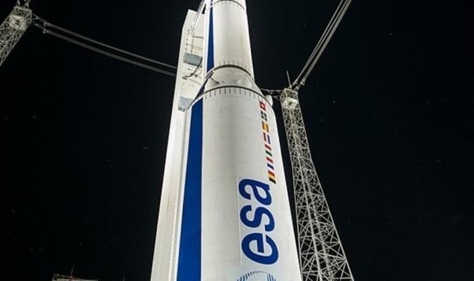 """إرجاء إطلاق صاروخ """"فيغا"""" للفضاء بسبب الأحوال الجوية"""