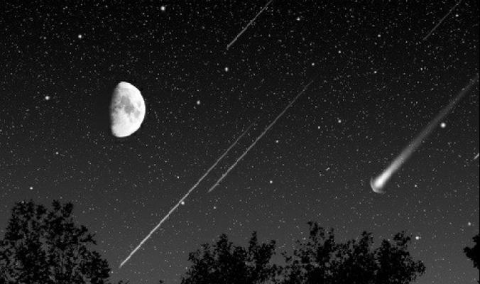 """الليلة.. زخات شهب """"البرشاويات"""" ستضيء سماء فلسطين"""