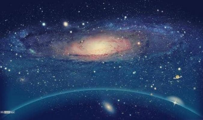 """الثقب الأسود في مركز درب التبانة.. """"وحش كوني"""" يومض للأرض"""