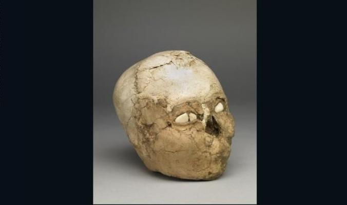 """إحياء وجه """"جمجمة أريحا"""" بعد 9500 عام"""
