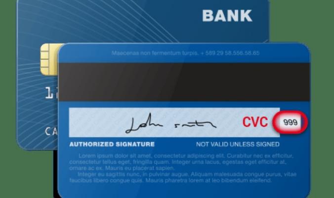 ما فائدة مكان التوقيع في البطاقة الائتمانية ؟