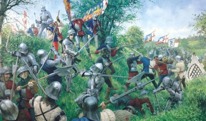 تعرّف على حرب الوردتين، الحرب الأهلية التي غيّرت تاريخ انجلترا إلى الأبد