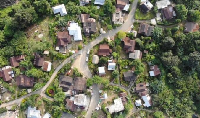 فيديو  تعرف على أنظف قرية في آسيا