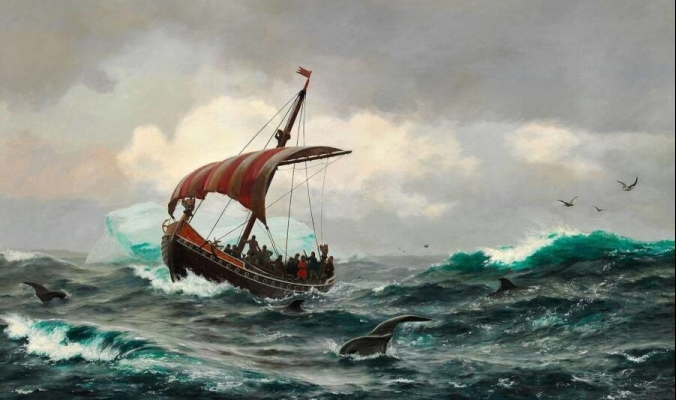 هذه قصة أول مستكشف يصل إلى القارة الأميركية قبل 500 عام من وصول كولومبوس إليها