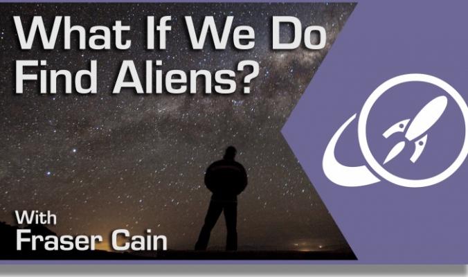 ماذا بعد عثور الإنسان على كائنات فضائية؟