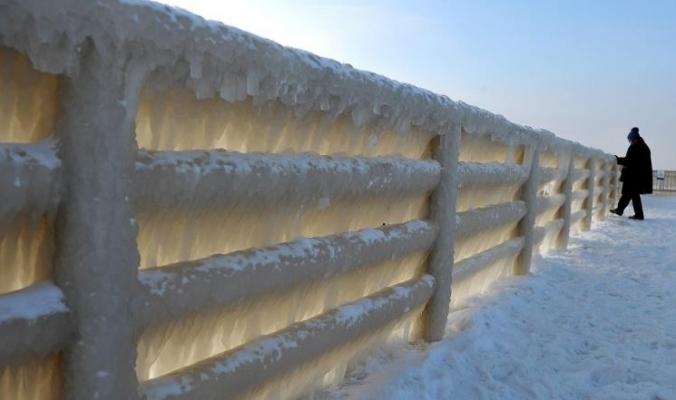 25 قتيلا نتيجة موجة البرد التي تجتاح اوروبا