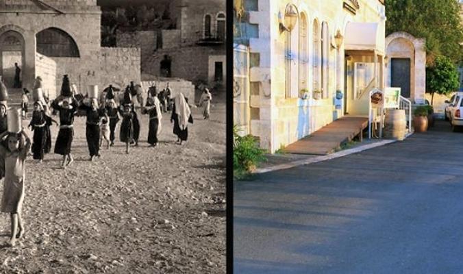 حين يتغير الزمان ويبقى المكان... مبادرة لشاب فلسطيني توثّق نوستالجيا فلسطين ما قبل النكبة