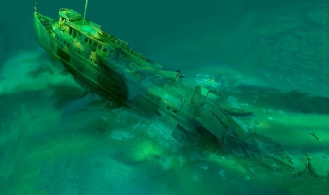 فيديو  حل لغز سفينة غرقت قبل 90 عاماً