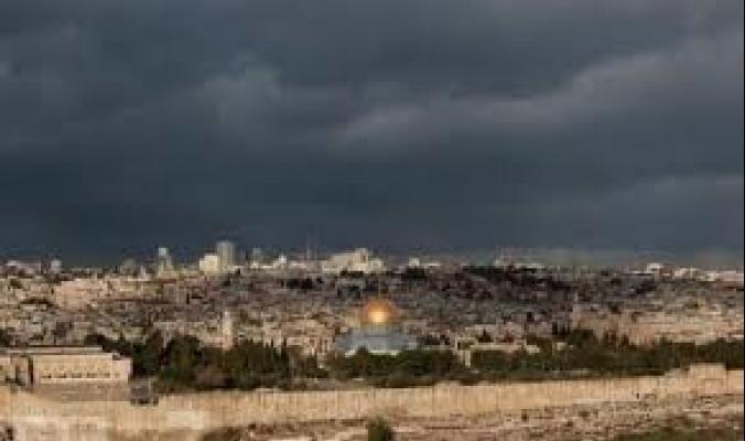24ساعة ونيف من الأجواء الاستثنائية الشتوية في فلسطين