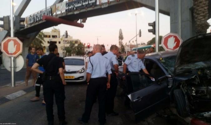 قتيلان و 7 جرحى في حادثي سير بالقدس
