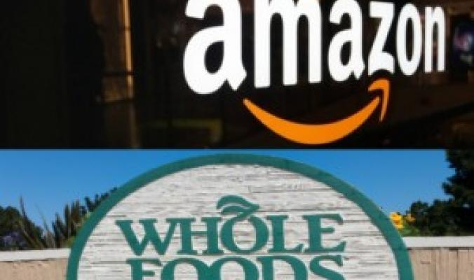 أمازون تستحوذ على سلسلة متاجر Whole Foods بـ 13.7 مليار دولار