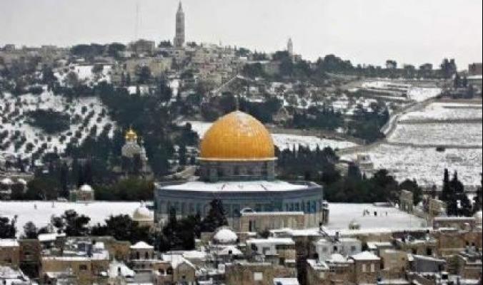 للمرة الأولى عربيا...طقس فلسطين يتمكن من ربط مناخ المنطقة مع النشاط الشمسي ويتوقع شتاءا أبرد من معدلاته وأمطارا أفضل من الموسم الماضي