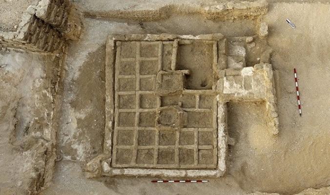 """شاهد: العثور على أقدم """"حديقة قبر فرعوني"""""""