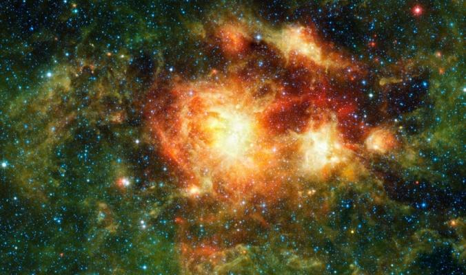 رصد أقدم غبار في الكون حتى الآن في مجرة سحيقة