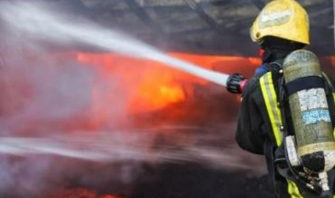وفاة طفل في حريق منزل بمخيم قلنديا