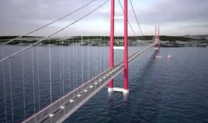 تركيا تبدأ تشييد أطول جسر معلق في العالم.. سٌمي باسم معركة في الحرب العالمية الأولى