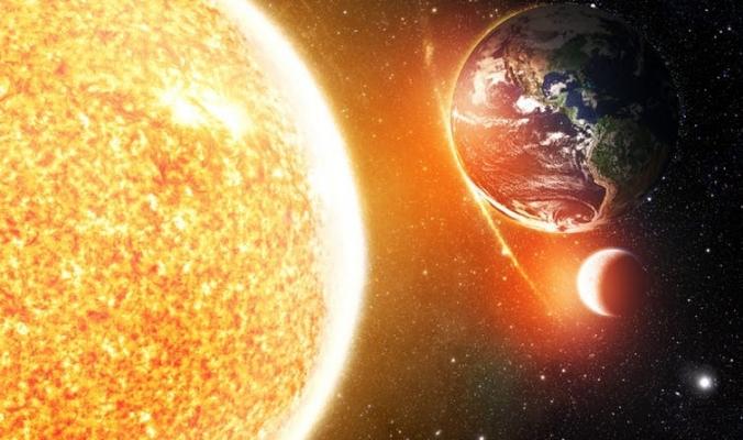 هل بإمكان البشر تغيير مدار الأرض ؟