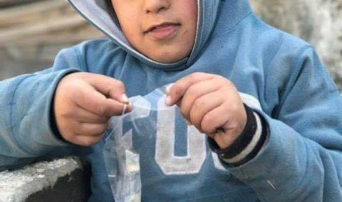 نجاة طفل من نابلس حاول المستوطنون إعدامه