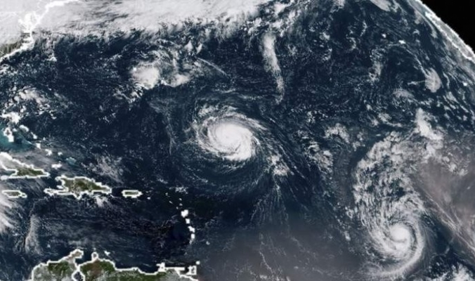 """إعلان الطوارئ في واشنطن العاصمة... إعصار """"فلورنس"""" يُجلي أكثر من مليون شخص من ولاية ساوث كارولاينا"""