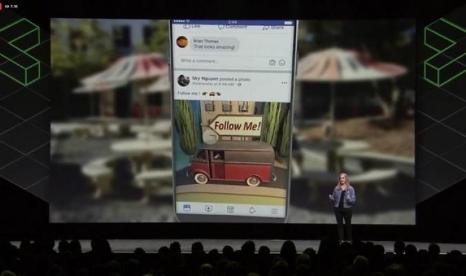 """المشاركات ثلاثية الأبعاد 3D.. جديد """"فيسبوك"""""""