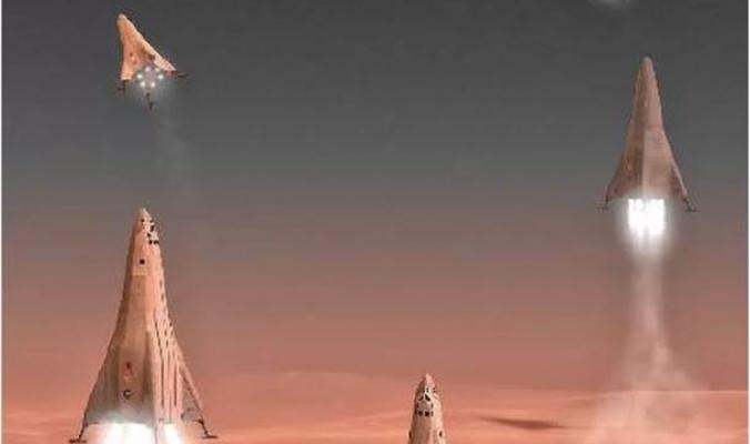ستة رواد فضاء يتجهون إلى مدار المريخ بحلول العام 2028