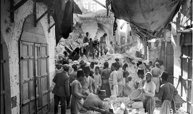 الزلازل: الرعب الصامت والاستعداد المؤجل