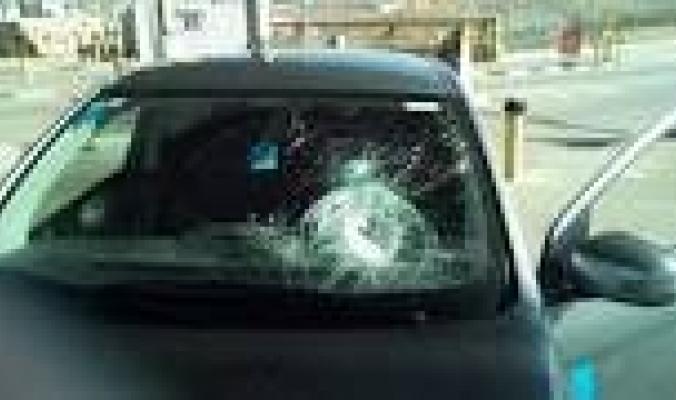 اطلاق نار على سيارة فلسطينية قرب رام الله