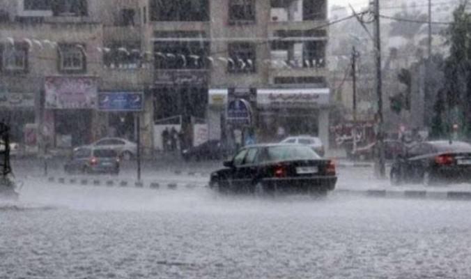 """الأمطار والسحب الركامية تدخل بقوة """"وكل تأخيرة وفيها خيرة"""".. نشرة الظهيرة"""