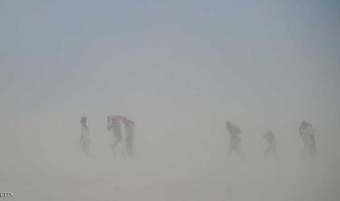 عواصف رملية قاتلة تودي بحياة المئات في الهند