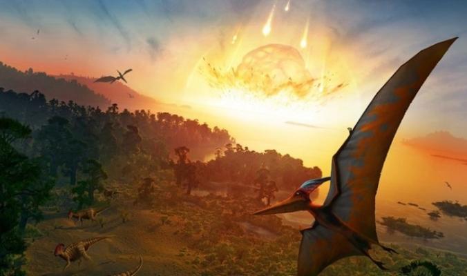 حظ الديناصورات السيئ تسبب بانقراضها!