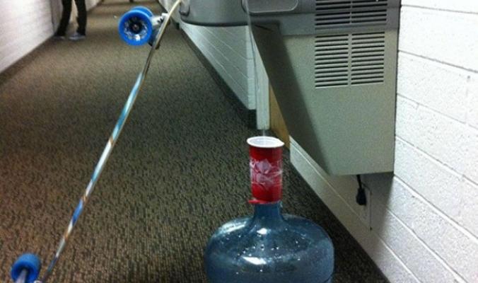 صور: ابتكارات لن تجدها سوى في سكن الطلاب الجامعي