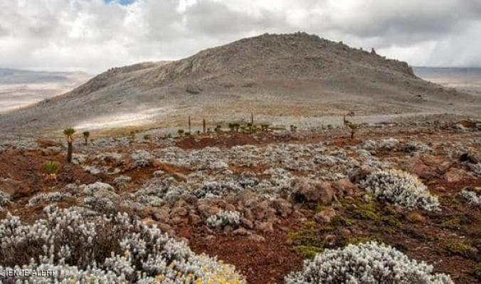 اكتشاف أقدم مستوطنة بشرية على ارتفاع شاهق