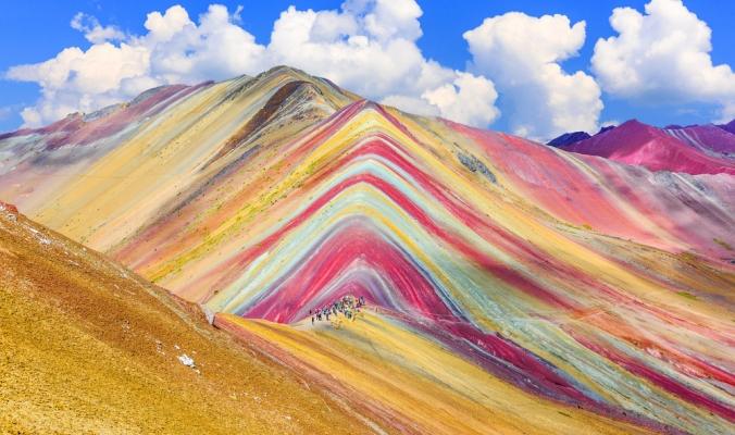صورٌ ساحرة ومذهلة لأكثر الأماكن الملونة على وجه الأرض
