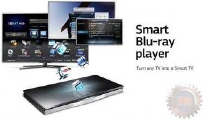 مشغل ال Blu-ray Playerمن سامسونج ... الصورة النابضة بالحياة
